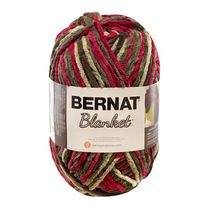 Bernat Blanket Yarn Raspberry Trifle