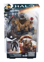 Mega Bloks Halo Flood Infected Cyclops Playset
