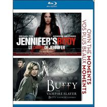 Jennifer's Body (Unrated) / Buffy The Vampire Slayer (Blu-ray) (Bilingual)
