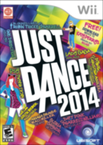 Just Dance 2014 Wii Video Game