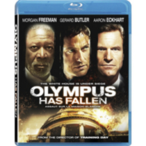 Olympus Has Fallen (Blu-ray) (Bilingual)