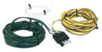 20' Trailer End Y-Harness 4-Wire Flat