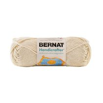 Bernat Handicrafter Cotton Yarn Off White