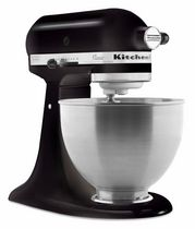 KitchenAid® Classic Series 4.5-Quart Tilt-Head Stand Mixer Black