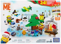 Mega Bloks Minion Movie Advent Calendar Building Set