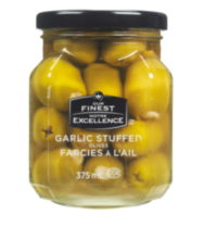 Our Finest Garlic Stuffed Olives