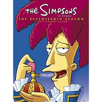 The Simpsons: The Seventeenth Season (Bilingual)