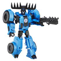 Transformers Robots in Disguise Warrior Class Thunderhoof (Weaponizers version) Action Figure