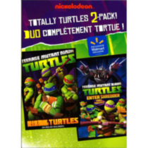 Totally Turtles: Rise Of The Turtles / Enter Shredder (Walmart Exclusive)