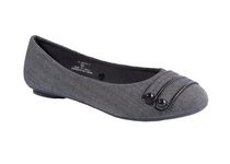 George Women's Twill Casual Shoes 7