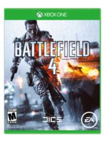 BATTLEFIELD 4 (Xbox One Game)