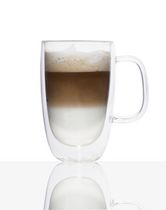 Brilliant Double Double 2 Double Wall Coffee Mugs