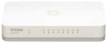 D-Link 8-Port Gigabit Ethernet Switch