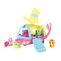 Squinkies 'Do Drops Squinkieville Airplane Playset