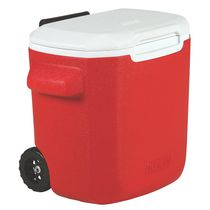 Coleman 28 qt Personal Wheeled Cooler - Red