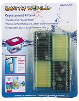 Penn-Plax Replacement Filtration Units