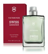 Eau de toilette Victorinox Swiss Army Unlimited 75 ml
