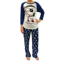 Peanuts Ladies' Harming License Pyjama Set L