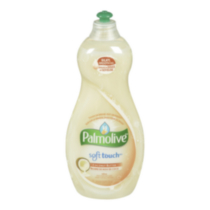 Palmolive Coconut Butter Soft Touch Ultra Concentrated Dish Liquid