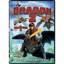 How To Train Your Dragon 2 (Bilingual) (Bonus Toy Sheep while supplies last)