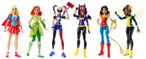 Figurines articulées Super Collection de poupées DC Super Hero Girls