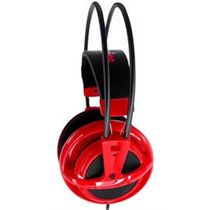 MSI SteelSeries Siberia v2 Over-ear Gaming Headset - Red