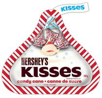 HERSHEY'S KISSES CANDY CANE 200G