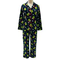 Dr. Seuss Ladies' license Flannel Pyjama Set M