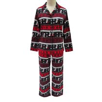 Peanuts Ladies' Flannel Pyjama Set L