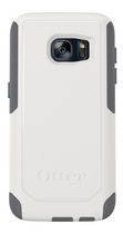 OtterBox Commuter Case for Samsung Galaxy S7 White and Grey