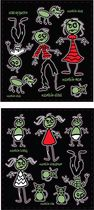 Chroma Graphics Zombie Decal Kit