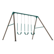 Swing Set - Earth Tone