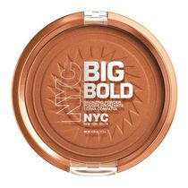 NYC New York Color Big Bold Bronzing Powder ManhaTan