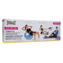 Everlast fitness kit