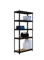 FIX IT! 5 Tier Metal Shelf