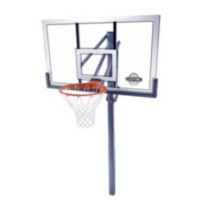 "Lifetime 50"" In-ground Basketball System"