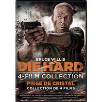 Die Hard / Die Harder / Die Hard With A Vengeance / Live Free Or Die Hard (Bilingual)