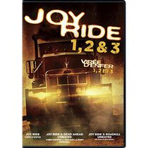 Joy Ride 1, 2 & 3: Joy Ride / Joy Ride: Dead Ahead (Unrated) / Joy Ride 3: Roadkill (Unrated) (Bilingual)