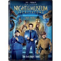 Night At The Museum: Secret Of The Tomb (DVD + Digital HD) (Bilingual)