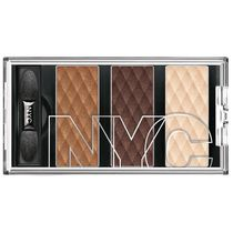 NYC New York Color High Definition Color Trio Eye Shadow Bronzed in Brooklyn