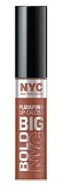 New York Color Big Bold Plumping Lip Gloss Extra Large Latte