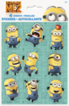 Despicable Me 2 Stickers