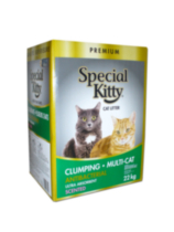 Premium Special Kitty® Clumping Cat Litter 22 kg