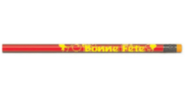 "French ""Bonne Fête"" pencils (30 pack)"