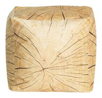 Sitting Point Cube TREE Pouf