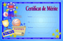 French Certificates