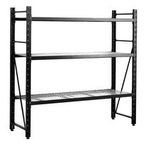 NewAge Pro Series Heavy Duty Shelf Black