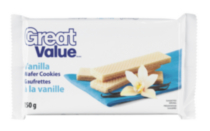 Great Value Vanilla Wafer Cookies