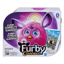 Application d'apprentissage en violet de Furby Connect - Anglais