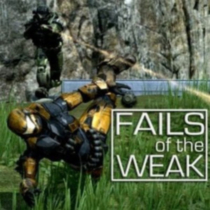 Rooster Teeth - Best Fails of the Weak - Halo Edition - DVD